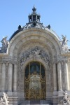 Entrance of the Petit Palais