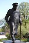 Statue of Winston Churchill (75008)